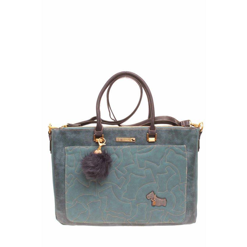 Dogsbybeluchi dámská kabelka 25414-1 azul e6d7b49cce