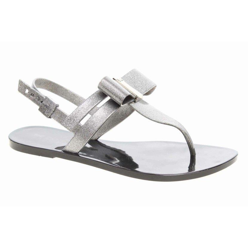 1ec2d976c6a6 ... Zaxy dámské plážové sandály 17201 90288 glitter black.  Produkt 23700368.JPG. Obrázek 1