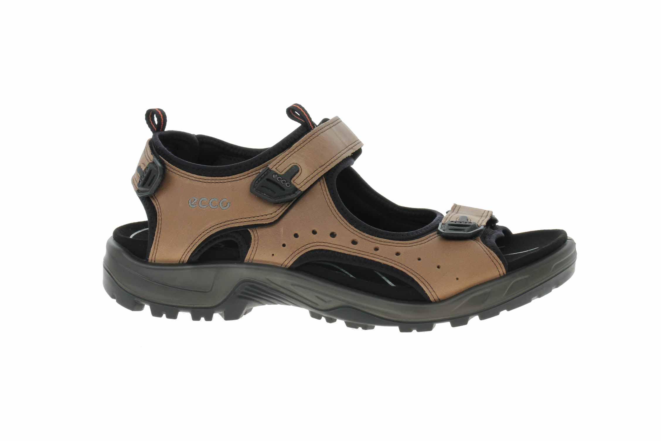 b783e3d2b315 Ecco Offroad pánské sandály 82204402114 navajo brown velikost 44